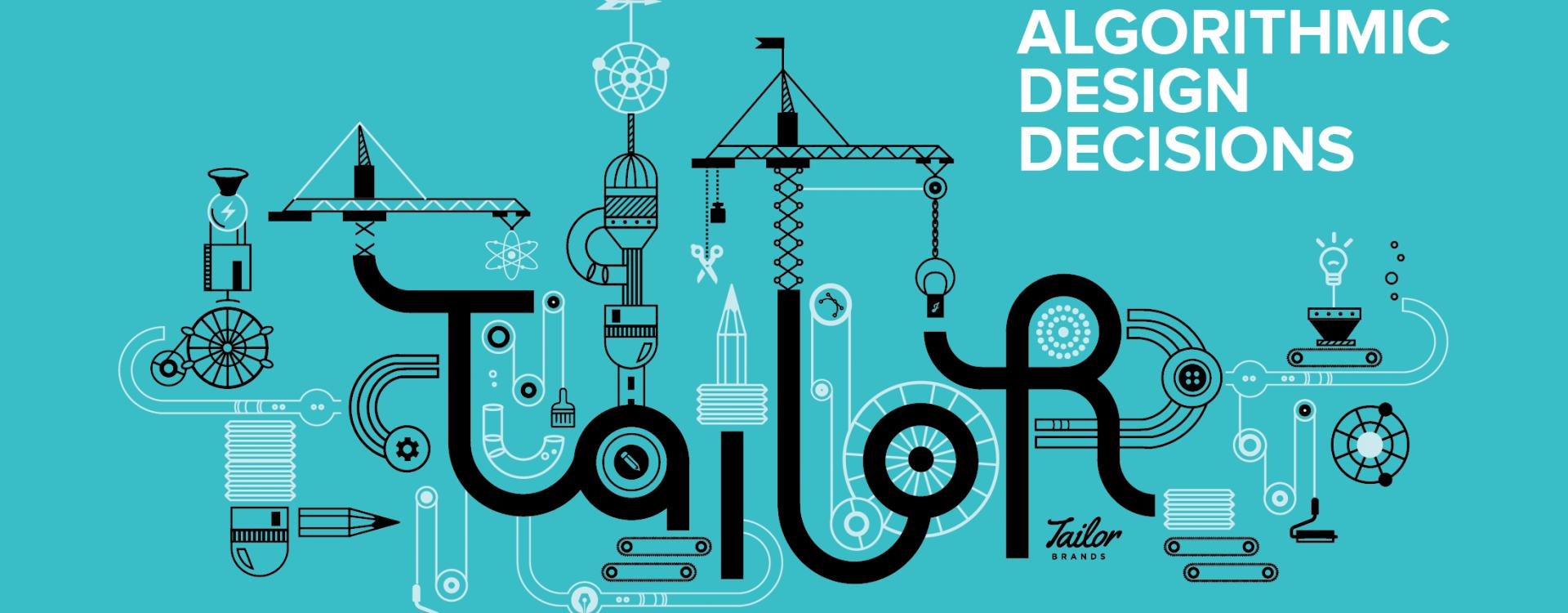 """Blog Header Image for """"Algorithmic Design Decisions"""""""