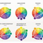 Color Wheel Examples