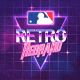 "Blog Header Image ""What Baseball Logos Would Look Like If They Were Designed In the '80s"""