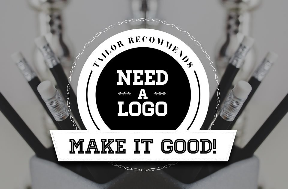 "Blog Header Image for ""Need A Logo – Make It Good!"" Blog"
