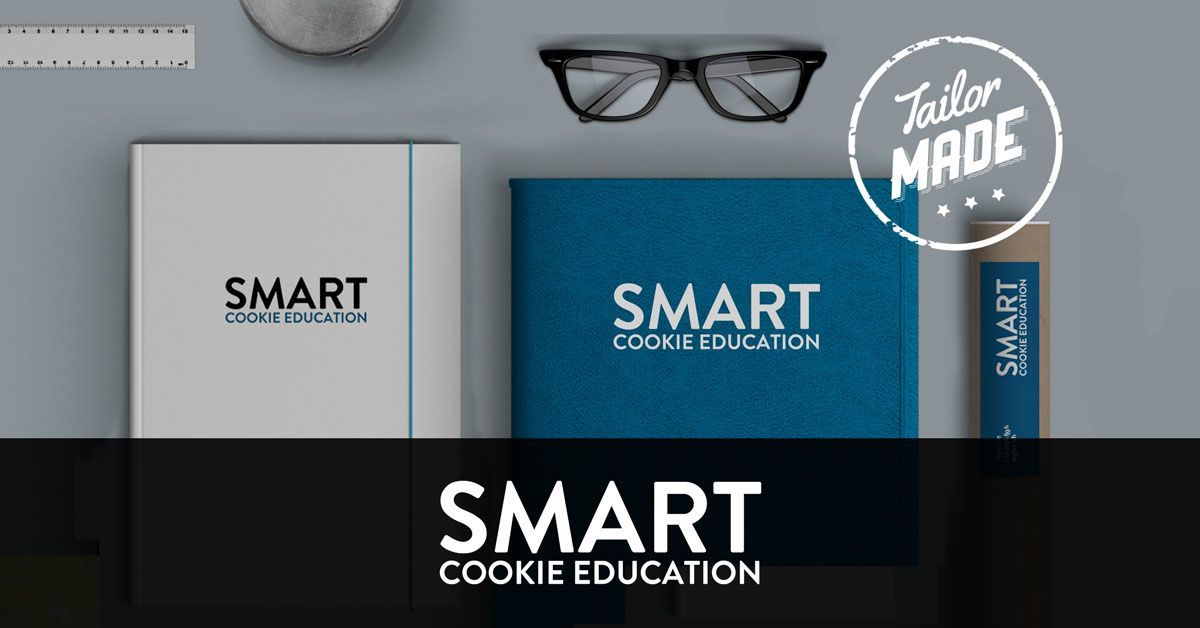"Blog Header Image for ""Tailor Made: A Good Grade With Smart Cookie Education"" Blog"