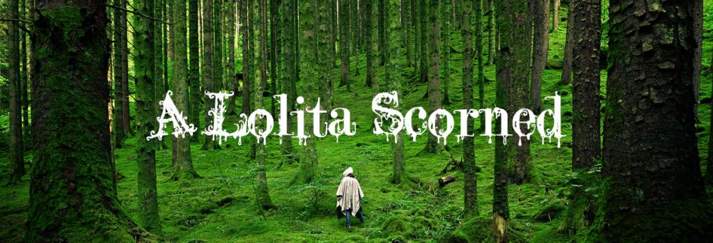 Font Example: A Lolita Scorned