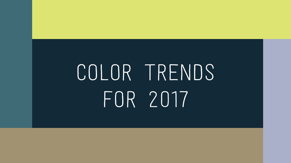 "Blog Header Image ""Color Trends for 2017"""