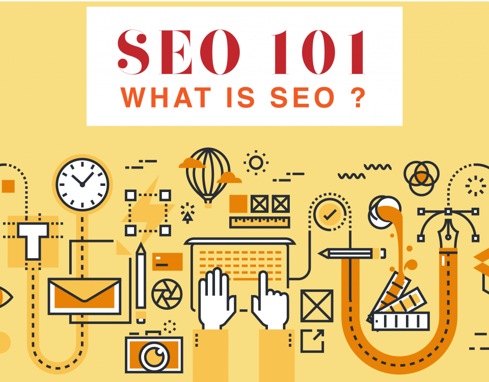 "Blog Header ""SEO 101: What is SEO?"""