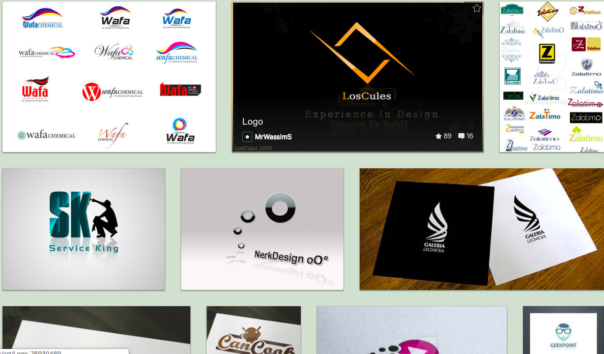 Top 17 Places to Find Logo Design Inspiration | Tailor Brands