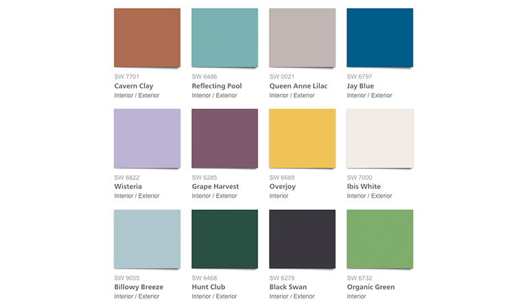 Color Trends In Design For 2018 Tailor Brands