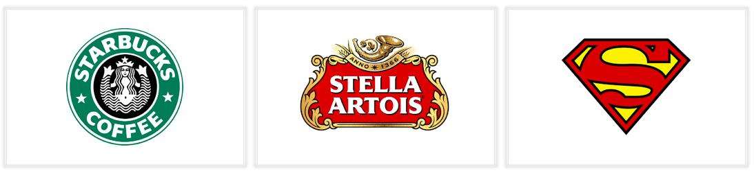 examples of emblem style logos