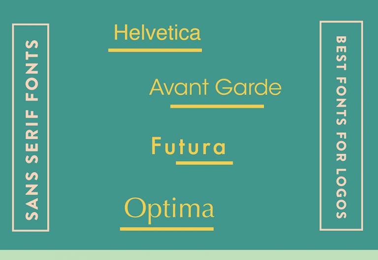 Fuentes sans serif