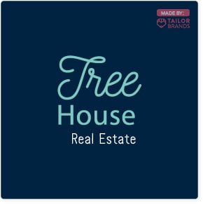 Free House Real Estate Logo