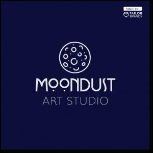 MoonDust logo