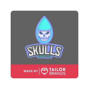 skulls logo