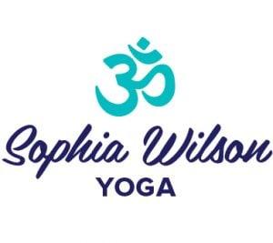 Sophia Wilson Yoga logo