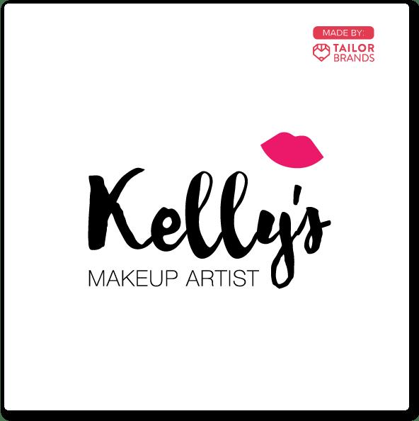 Kellys makeup logo