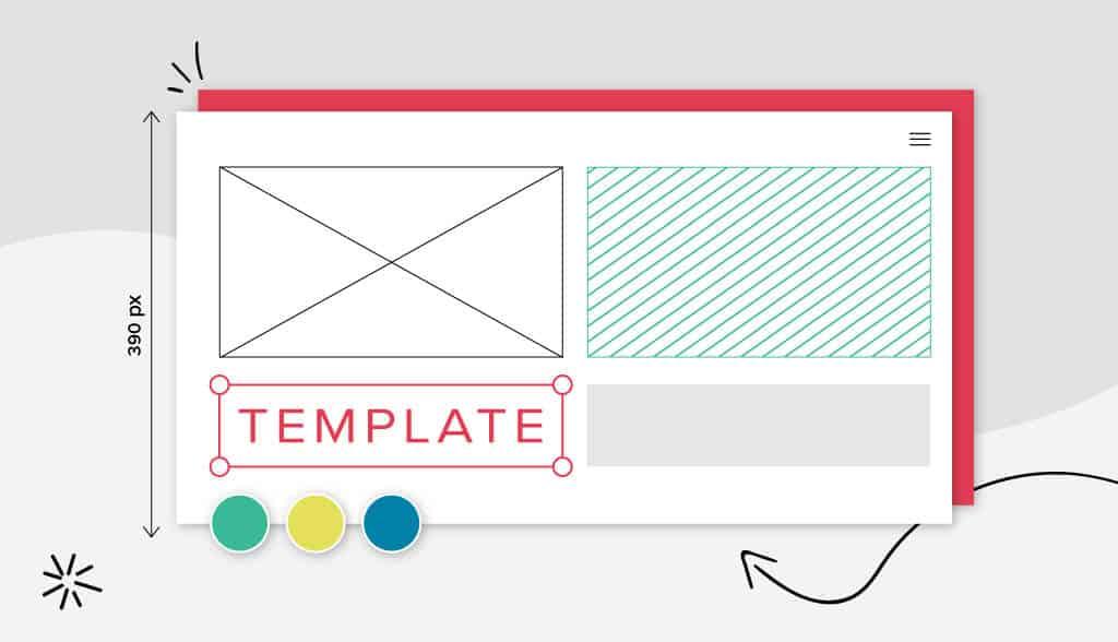 header logo design brief