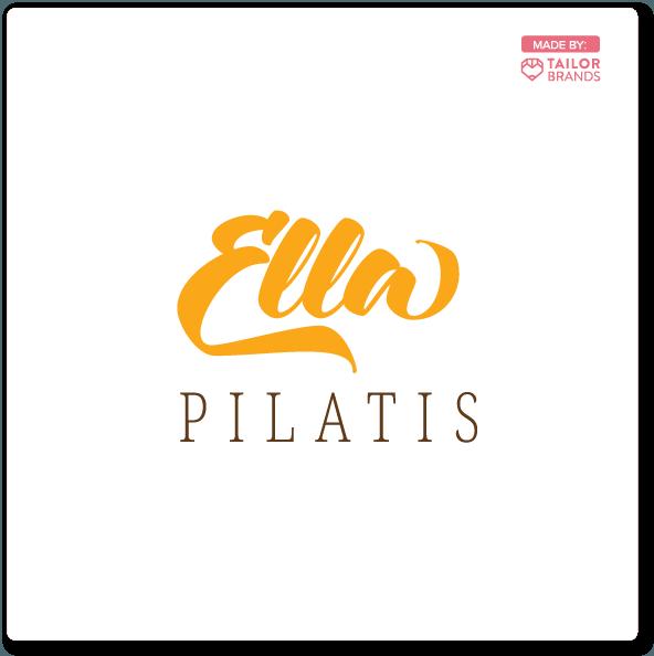 fitness logo ideas - pilatis