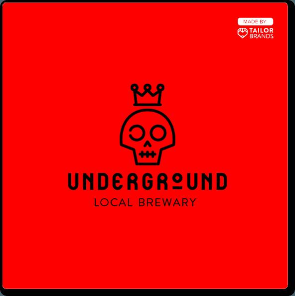 Underground Local Brewery Logo