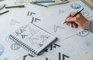 what is a logo header image