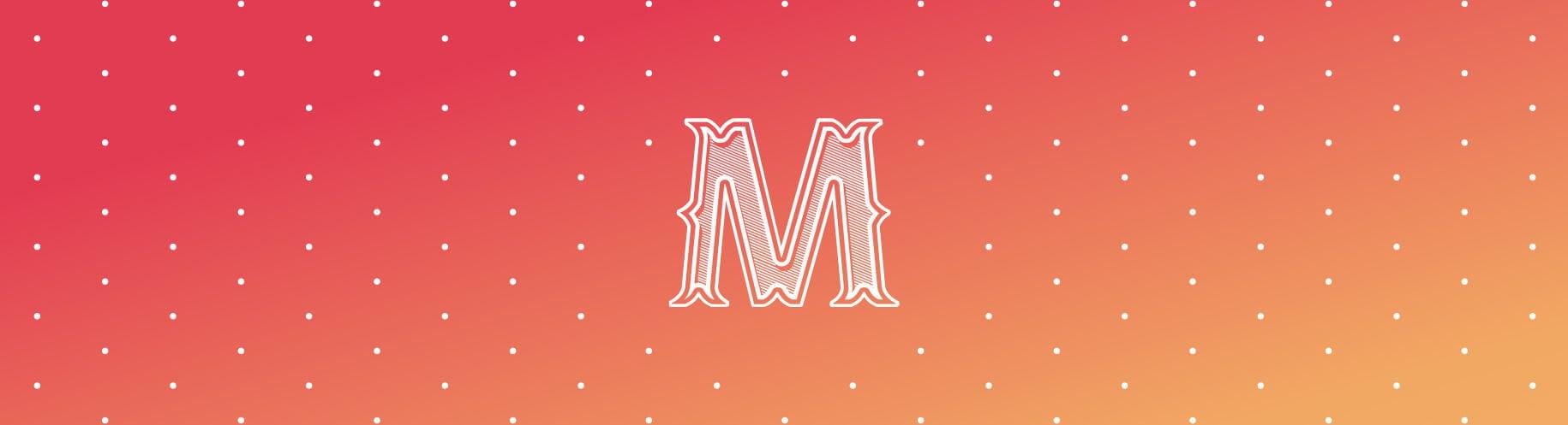 Logos de monograma header