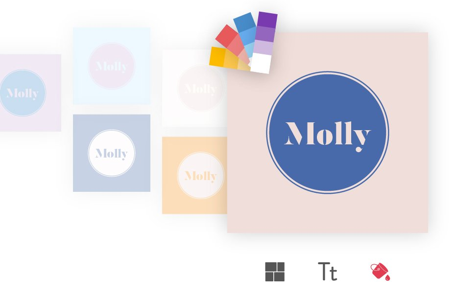 2_ make a logo with tailor-color