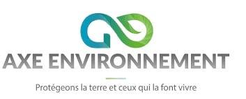 Axe environnement nouveau logo