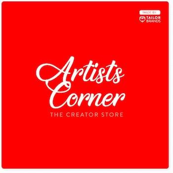 artist corner logo