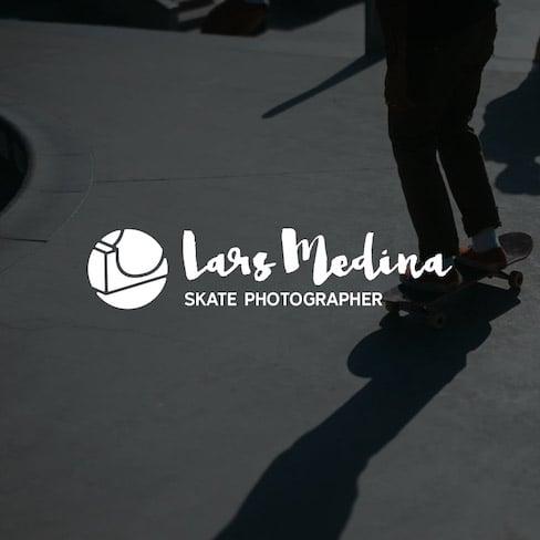 logo with a tagline