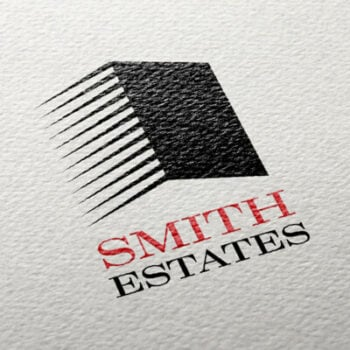 smith estates - real estate logo