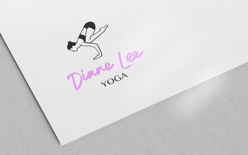 yoga logo example