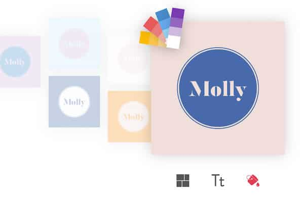 color palette for restaurant logos