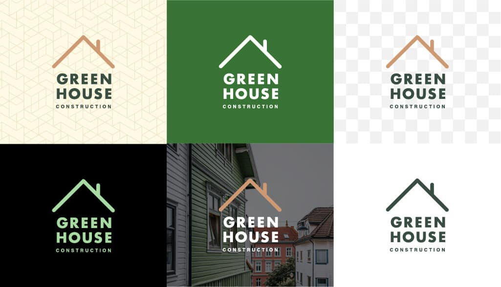how to choose the right logo background header image