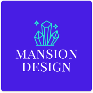 logo with background color