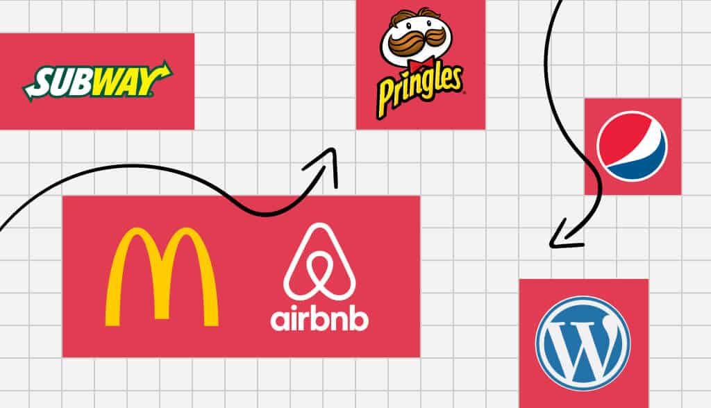 Types of logos header image