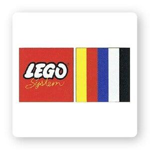 lego logo 1964-1972