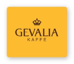 gevalin kaffe logo
