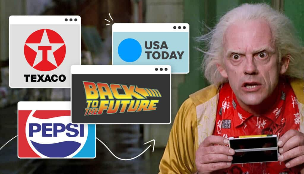 Header Back to the Future