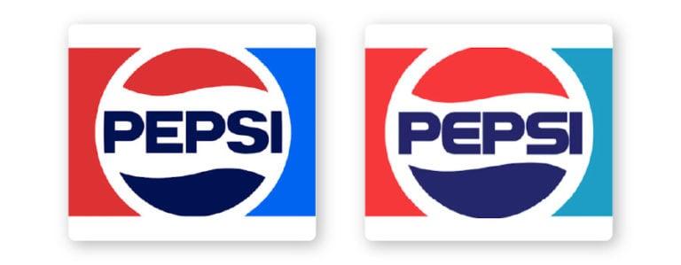 1973-1990 pepsi logo