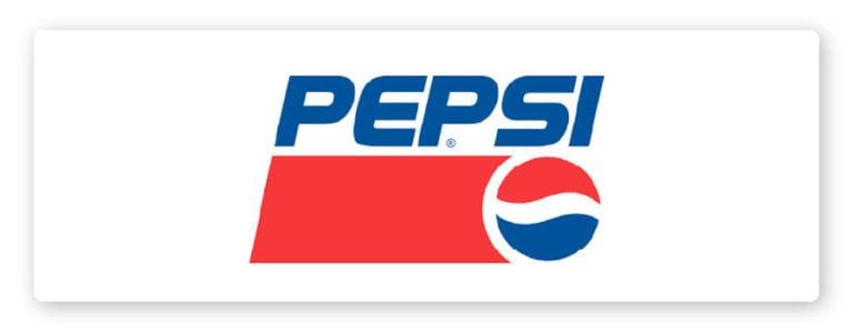 1991 pepsi logo
