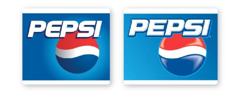 1998-2005 pepsi logo