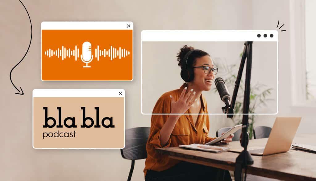 Podcast logos inspiration header
