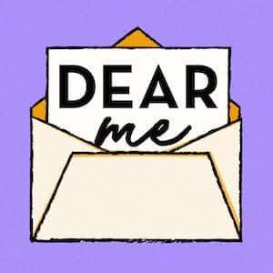 Dear Me podcast logo