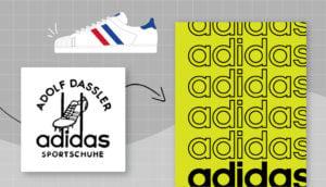header adidas history