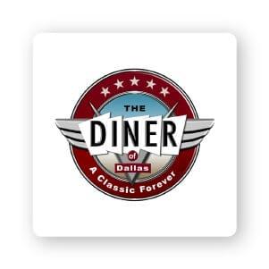 the diner of dallas logo