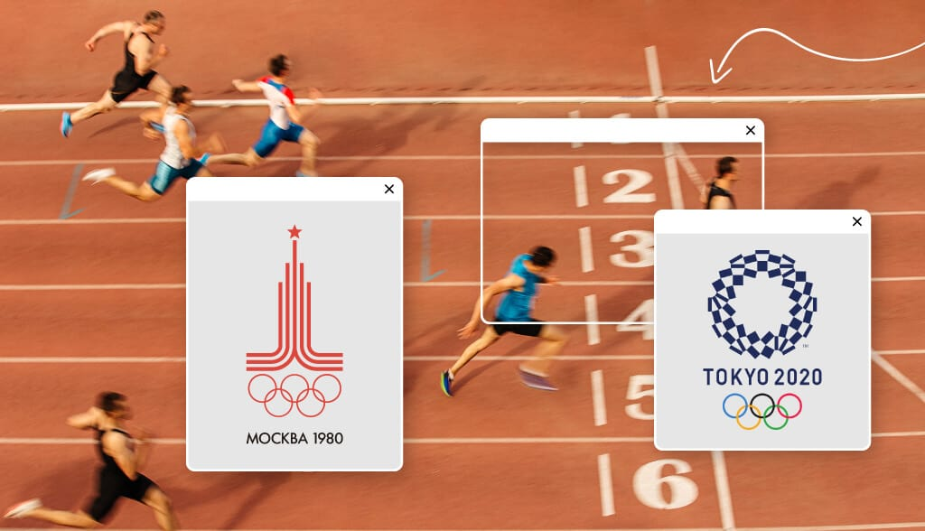 header olympic games logos