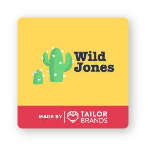 wild jones logo